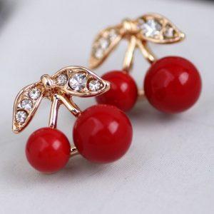 Körsbärsörhängen