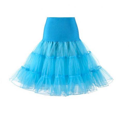barnunderkjol ljusblå