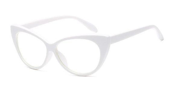 desigen glasöga vita