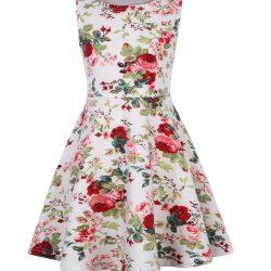 härlig sommar klänning barn