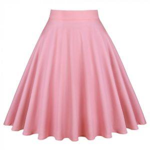 Rosa kjol