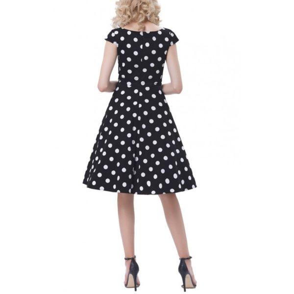 klänning judy bak modell