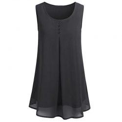 Klassiskt svart linne
