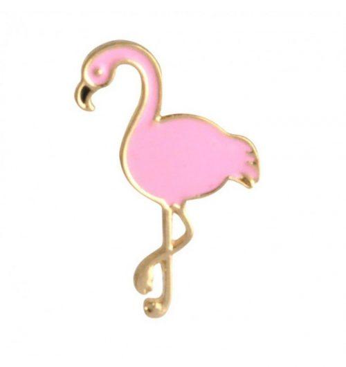 brosch flamingo
