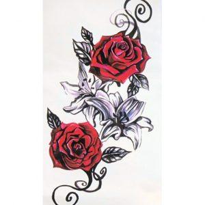 Låtsas tatuering
