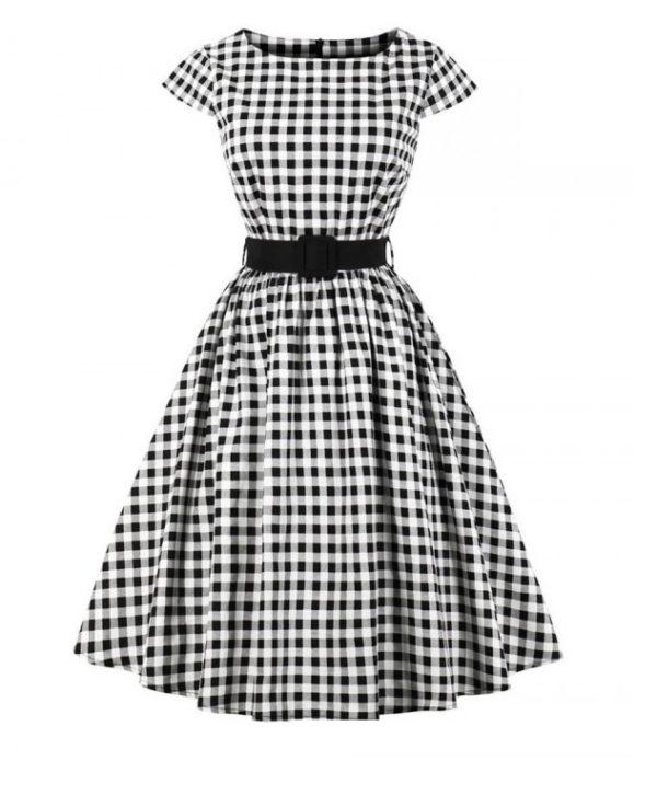 Klassisk klänning
