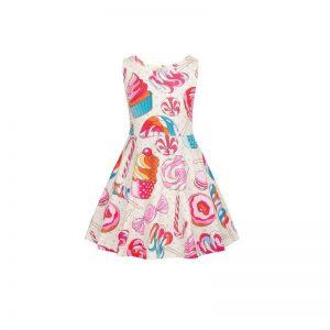 barnklänning cupcake
