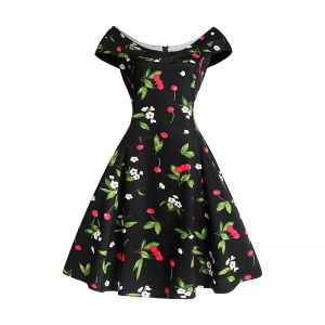 klänning 50 tals