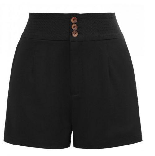 retro shorts fram