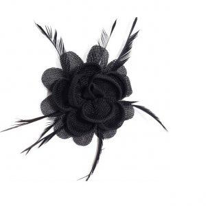 Damhatt svart