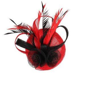 RÖDSVART facinator hatt fram