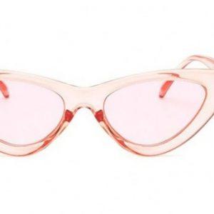 Rosa solglasögon