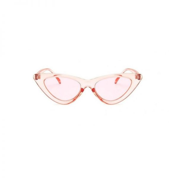 Solglasögon 50 tal Cat Eye Champagne
