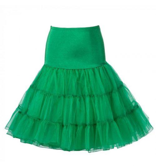 underkjol grön