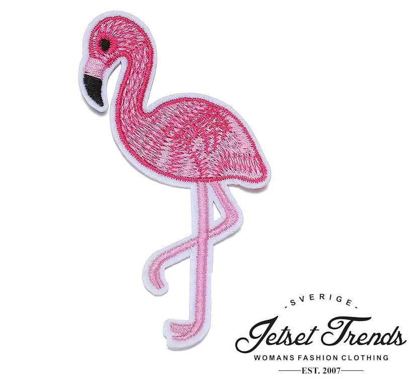 Flamingo tygmärke