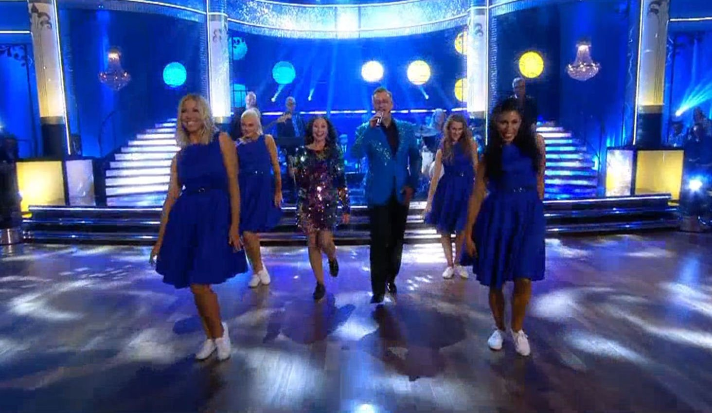 jetsettrends i Lets Dance semifinal 2019