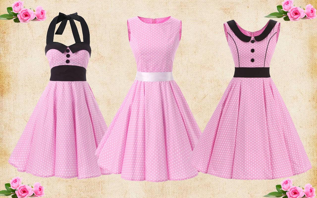 Trendiga klänningar