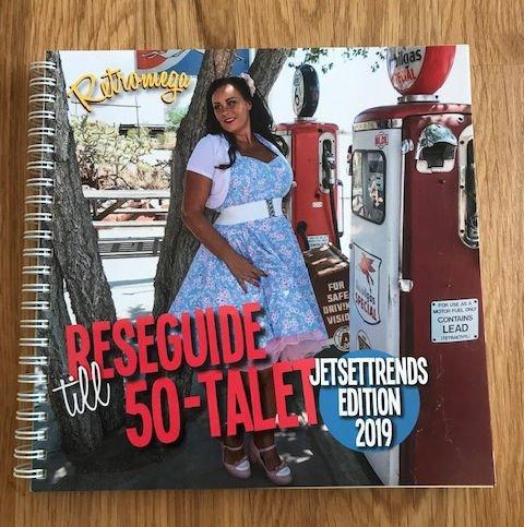 Resguide till 50 talet Jetsettrends Edition 2019
