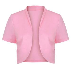 bolero rosa fram