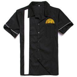 Herrskjorta svart