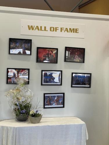 Wall of fame Glinder i Mjölby