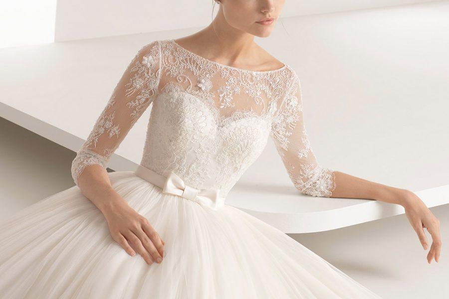 Klänning till bröllop