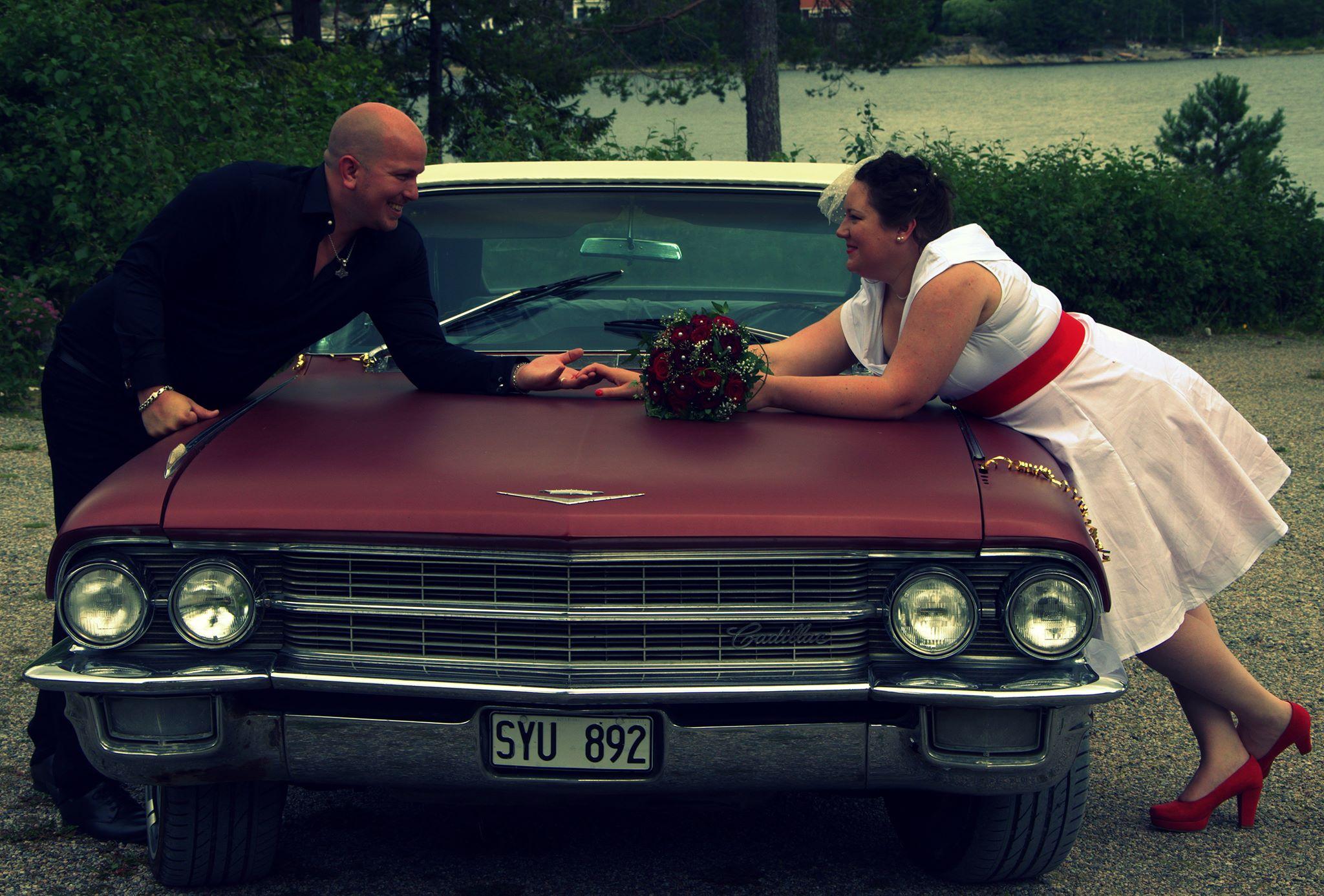 Kläder till bröllop
