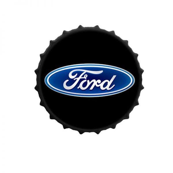 plåtskylt Ford retro
