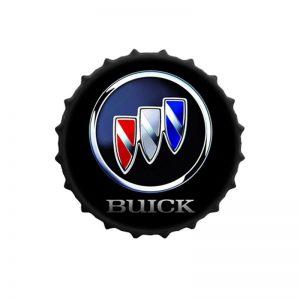 Plåtskylt retro Buck