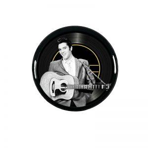 Elvis bricka gitarr motiv