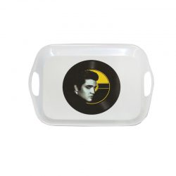 Plastbricka Elvis motiv