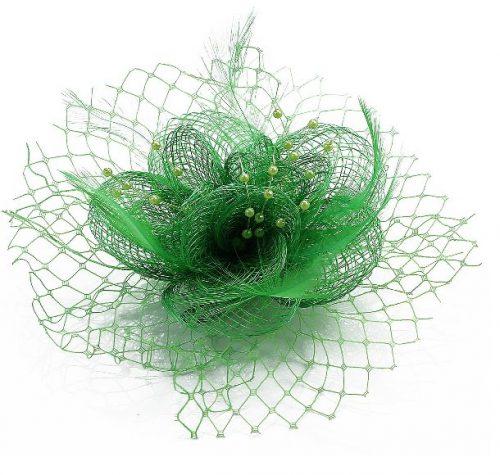 liten grön damhatt