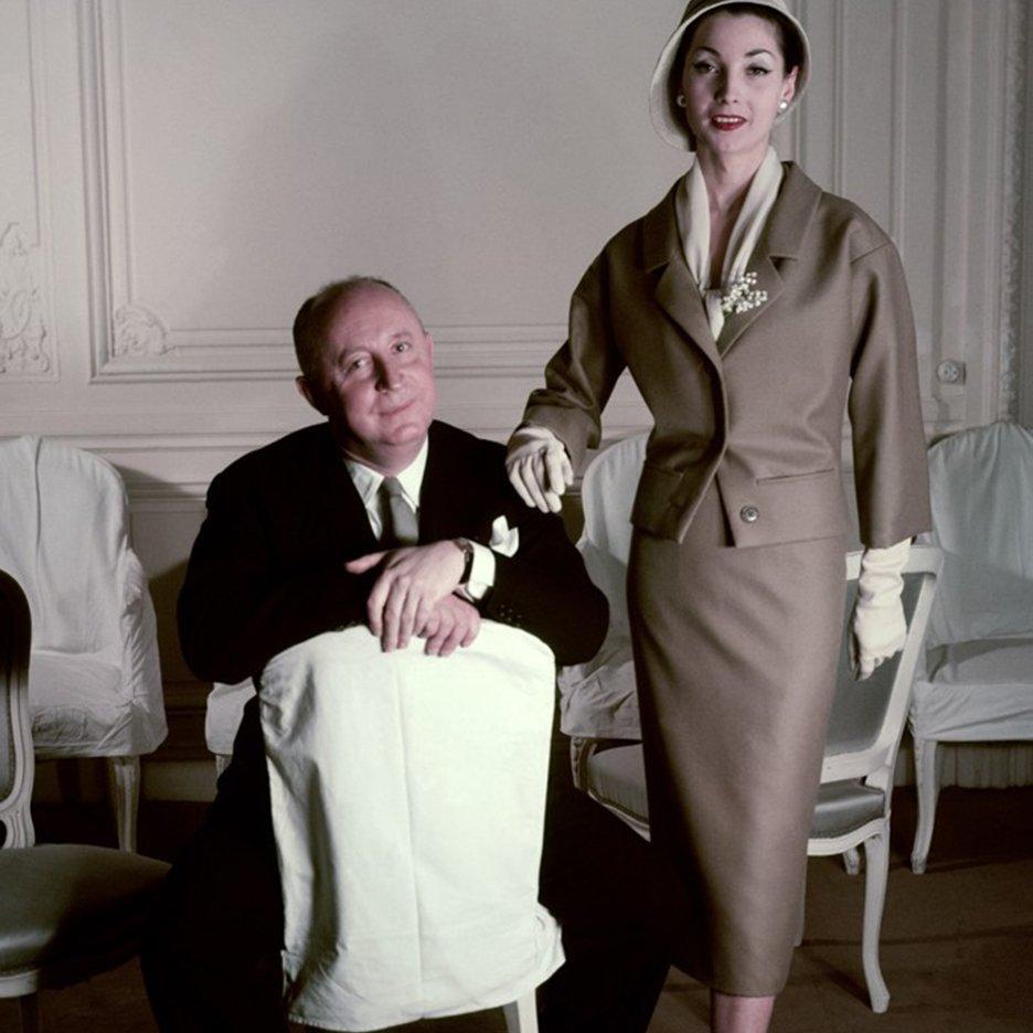 Pennkjol av Christian Dior