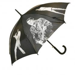 paraply med Elvis motiv