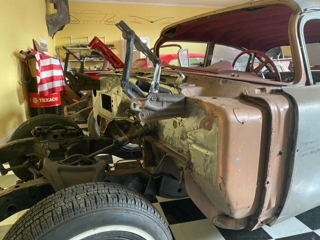 Chevrolet Belair renoveringsobjekt