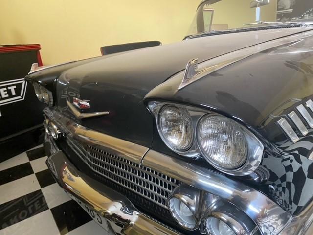 Daniels egen Chevrolet 1959