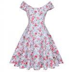 klänning sommarmönster