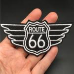Tygmärke Route 66