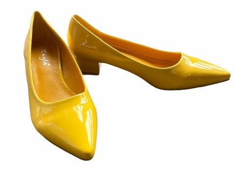 Glinder damsko gul