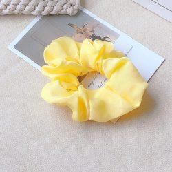 Hårsnobb gul