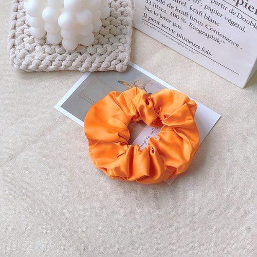 orange hårsnodd
