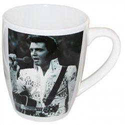 Elvis Presley mugg 50 tal retro